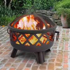 Landman Firepit Wood Burning Pit By Landman Garden Lights Sarasota Best