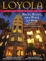 Loyola University Chicago Map by Loyola University New Orleans Magazine By Loyola University New