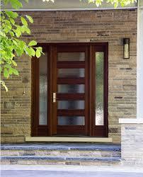 Wood Door Exterior Wooden Front Door Home Imageneitor
