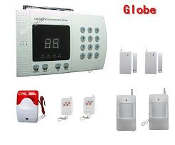 home wireless security alarm system easy for house use