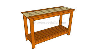 Tv Stand Plans Howtospecialist How by How To Build A Tv Stand Howtospecialist How To Build Step By