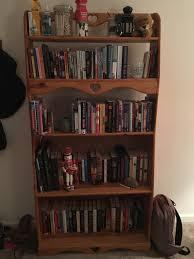 take a peek into my bookshelves adventures in nonsense
