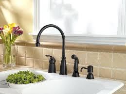 delta oil rubbed bronze kitchen faucet delta bronze kitchen faucet snaphaven com