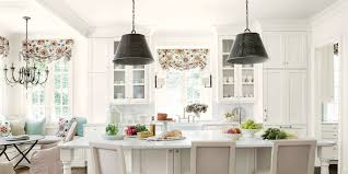 what is the best finish for white kitchen cabinets the best white paint for your kitchen southern living