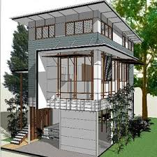 free house designs flood proof house design dion seminara architecture
