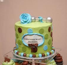 tara u0027s cupcakes baby boy baby shower tower