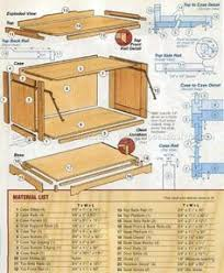 Fine Woodworking Bookcase Plans by How To Build A Barristers Bookcase House Hints Pinterest