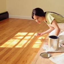 refinish wood floors diy home makeovers
