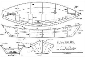Model Ship Plans Free Wooden by Boat Plans Dory Free Plans Plywood Kayak Plans Mrfreeplans