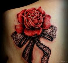 rose tattoo on back tattoo designs tattoo pictures