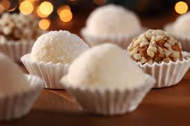 polish almond crescent cookies rogaliki recipe