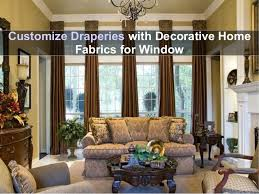 stylish home decorating ideas with designer home fabrics