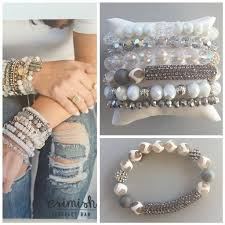 stackable bracelets best 25 stack bracelets ideas on stacking bracelets