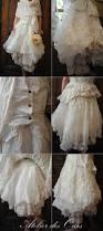 organdi de coton belle de jour robe dentelles et organdi écru gilet en lin sans