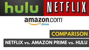Seeking Netflix Or Hulu Comparison Netflix Instant Hulu Plus And Prime Instant
