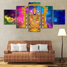Buddha Room Decor Sale Buddha Zen Unframed 5 Panels Spray Painting Hd Printing