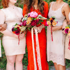the bride wore red sundy house wedding in delray florida