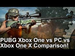 pubg xbox one x graphics digitalfoundry 4k pubg xbox one vs pc vs xbox one x graphics