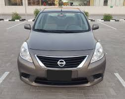 nissan sunny 2014 under warranty with service contract