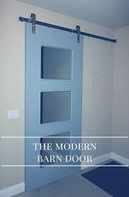 Modern Barn Doors The Modern Barn Door Project Style Revamp