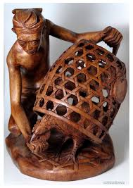 40 beautiful wood carving sculptures and designs from around the