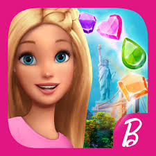 barbie sparkle blast app store