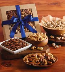 mixed nuts gift box for him gifts for him nut gift baskets