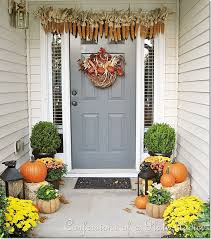 Pictures Of Front Porches Decorated For Fall - 10 beautiful nature inspired fall porch decor ideas the bright