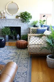 our rattan daybed cozy corner with a view the inspired room