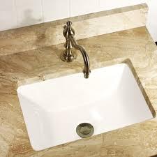 surprising inspiration rectangular bathroom sinks decolav lilli