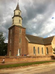 bruton parish williamsburg virginia one of the oldest churches