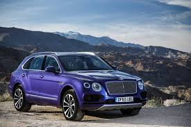 bentley suv 2016 2016 bentley bentayga review gtspirit