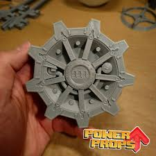 bioshock infinite inspired fidget spinner