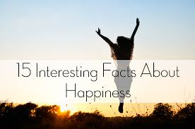 15 interesting facts about happiness tipsy