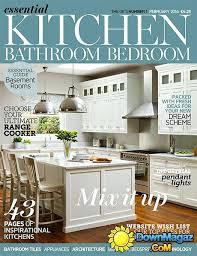kitchen trends magazine kitchen magazines essential kitchen bathroom bedroom magazine