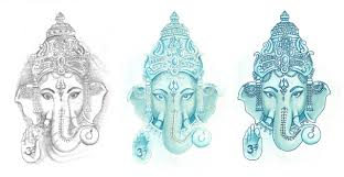 elephant cover up tattoo ideas