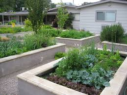 Raised Planter Beds by 8 Materials For Raised Garden Beds