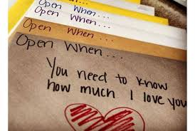 valentines gifts for husband open when envelopes diy gifts for him boyfriend