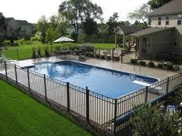 who makes the best fiberglass pool aquaserv pool spa inc πάνω από 25 κορυφαίες ιδέες για rectangle pool στο