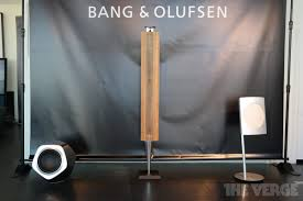 bang and olufsen home theater bang u0026 olufsen brings wireless technology to its high end speakers