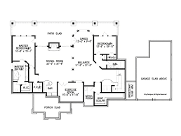 Ranch Floor Plans With Basement by 4 Bedroom Ranch House Plans With Basement House Plans