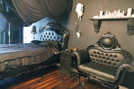 goth room gothic room tour youtube