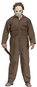 michael myers costume michael myers costume for adults buycostumes