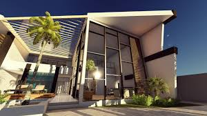 House Desighn by Lumion 6 3d Render Sea House Design Youtube