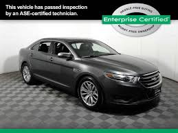 used ford taurus for sale special offers edmunds