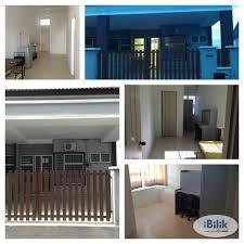kampar putra single storey house for sale full house with tenants