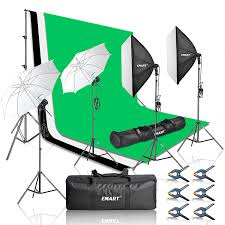 home photography lighting kit emart 2000w photography light studio kit with 8 5 x 10 amazon in