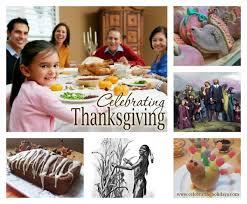 celebrating thanksgiving celebrating holidays