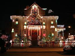 beautiful outdoor home christmas decorations ideas