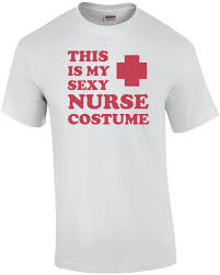 this is my nurse costume t shirt shirt